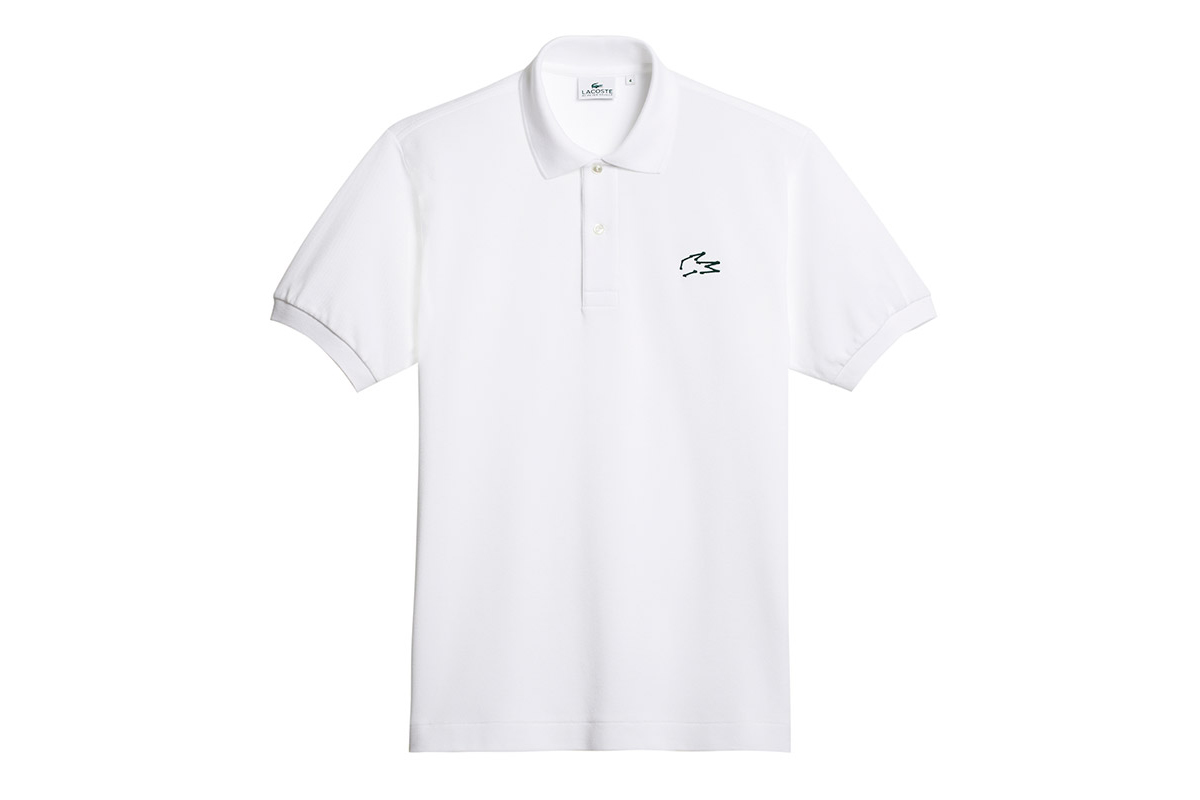 Image of Peter Saville x Lacoste Holiday Collector's Series