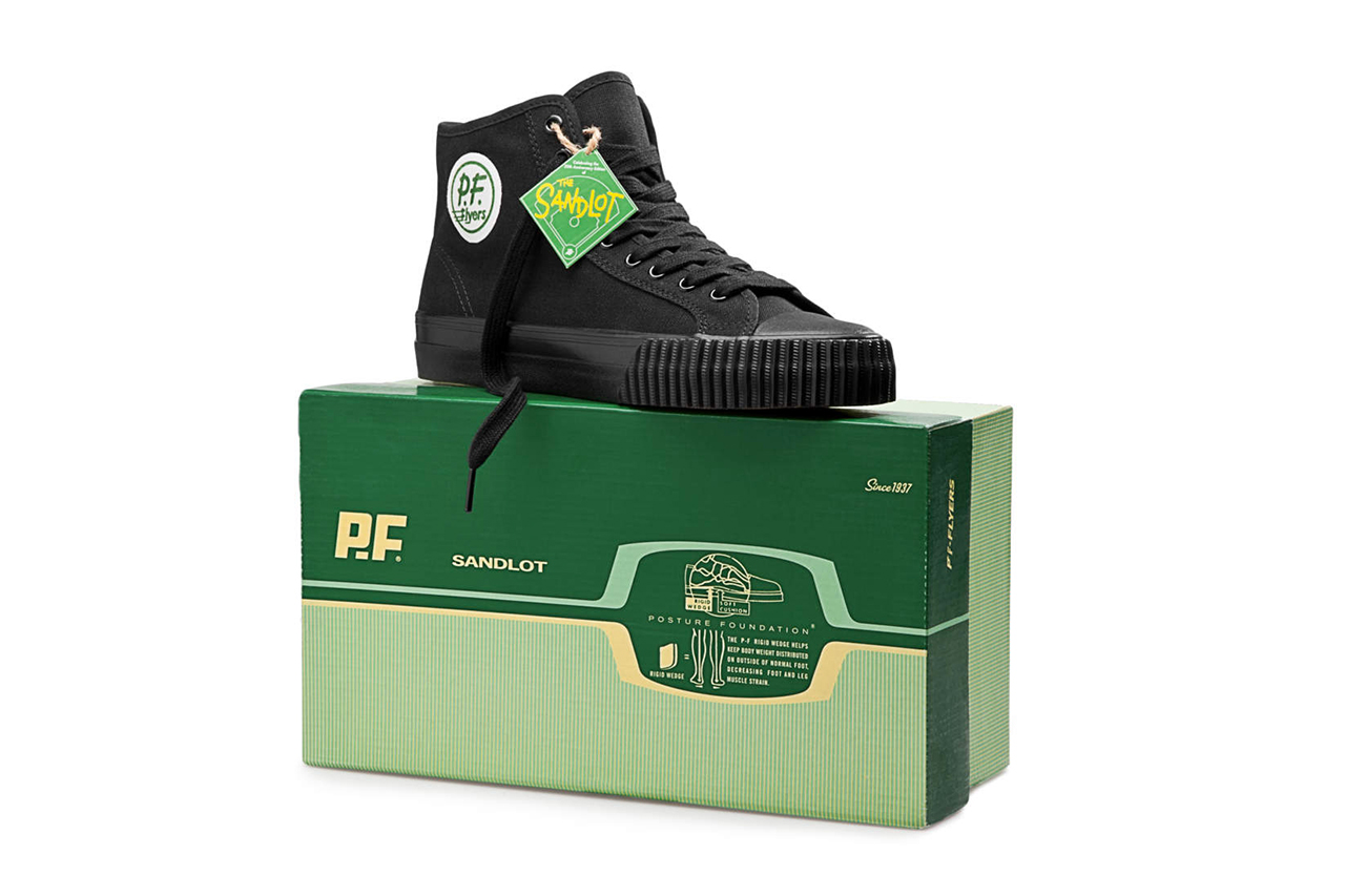 Image of PF Flyers Reintroduces The Original Sandlot Shoe