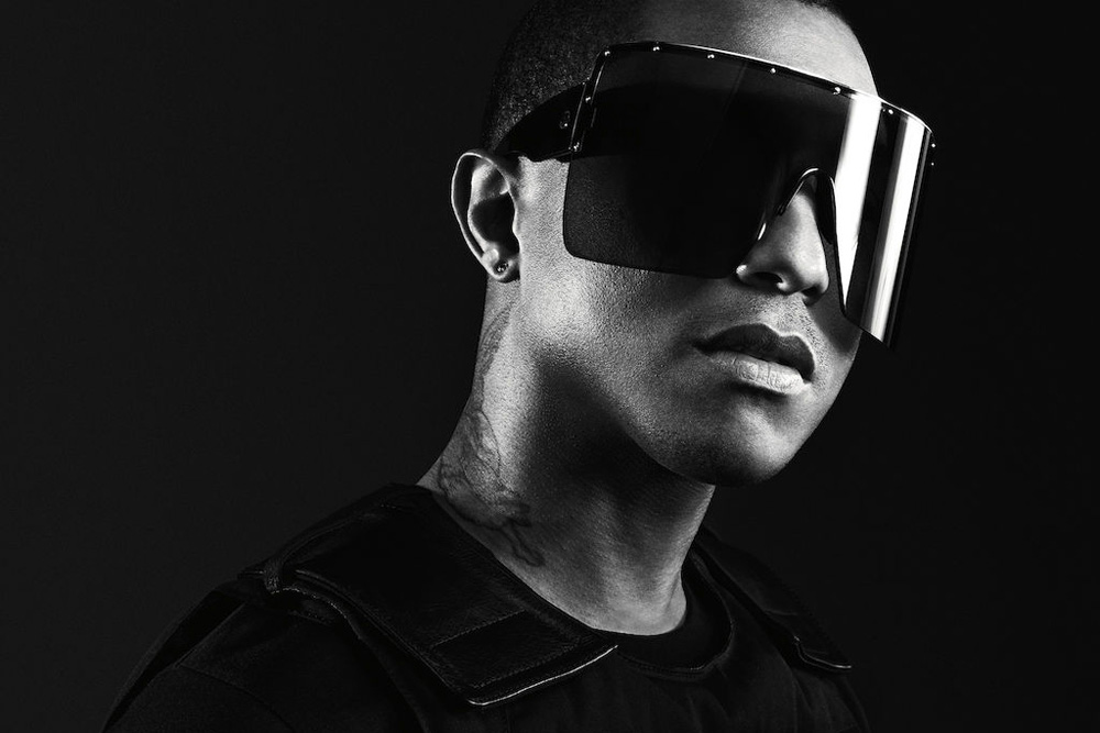 Image of Pharrell Williams Talks About His New Moncler Lunettes Collection