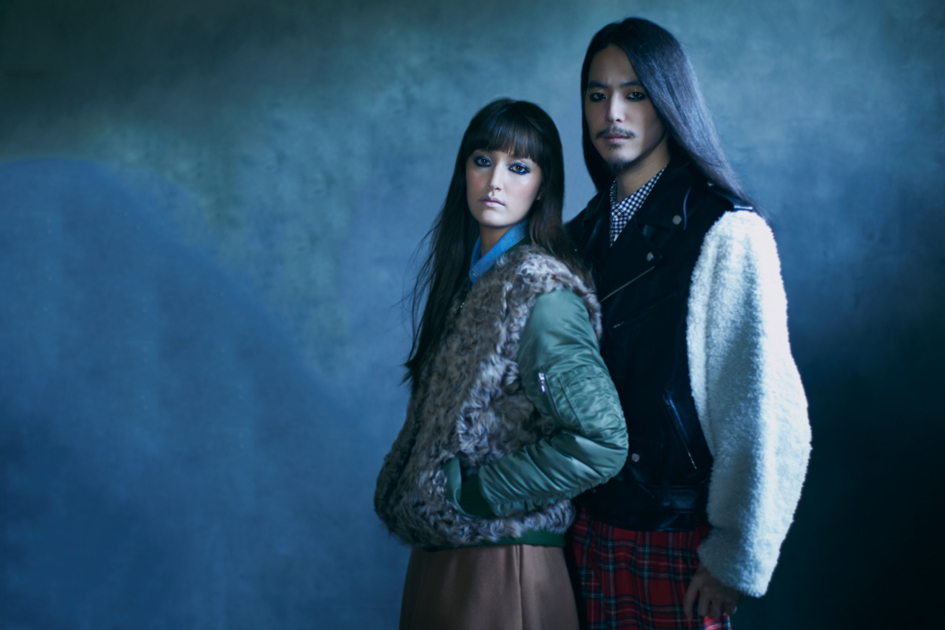 Image of PHENOMENON 2013 Fall/Winter Editorial by honeyee.com