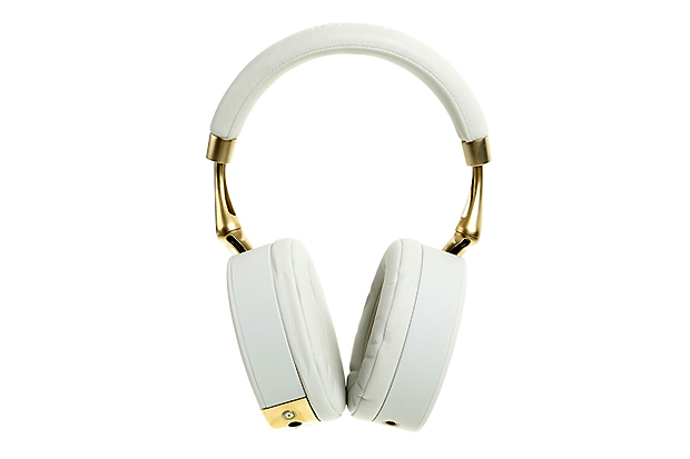"Image of Philippe Starck x Parrot Zik ""Gold"" Collection"