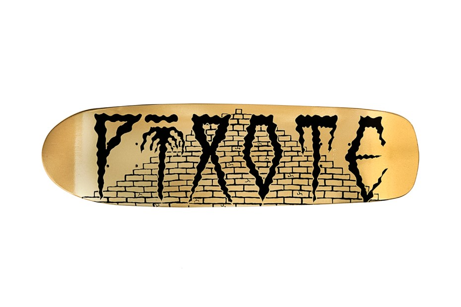 Image of Pixote x Fool's Gold x SHUT NYC Skateboard Collaboration