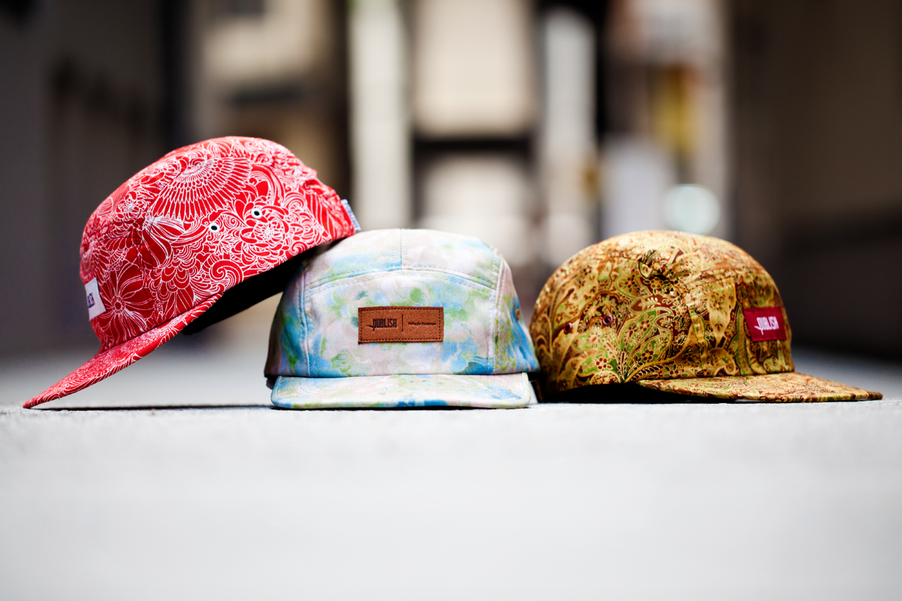 Image of Publish 2013 Fall/Winter Headwear Collection