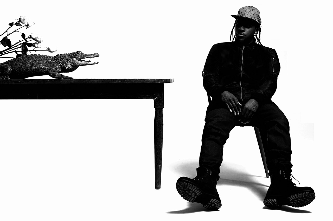 Image of Pusha T - My Name Is My Name (Album Review)