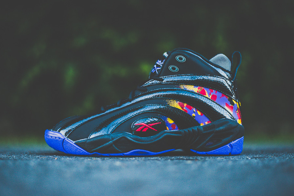 "Image of Reebok Shaqnosis OG ""Escape from LA"""