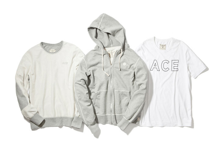 Image of Reigning Champ x Ace Hotel 2013 Fall/Winter Capsule Collection