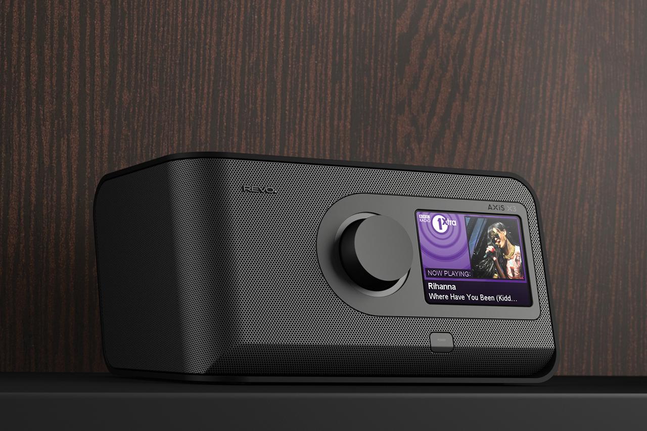 Image of REVO Technologies AXiS X3 Digital Radio