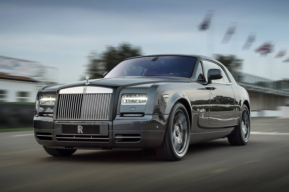 Image of Rolls-Royce Chicane Phantom Coupe