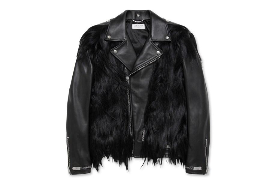 Image of Saint Laurent Biker Jacket