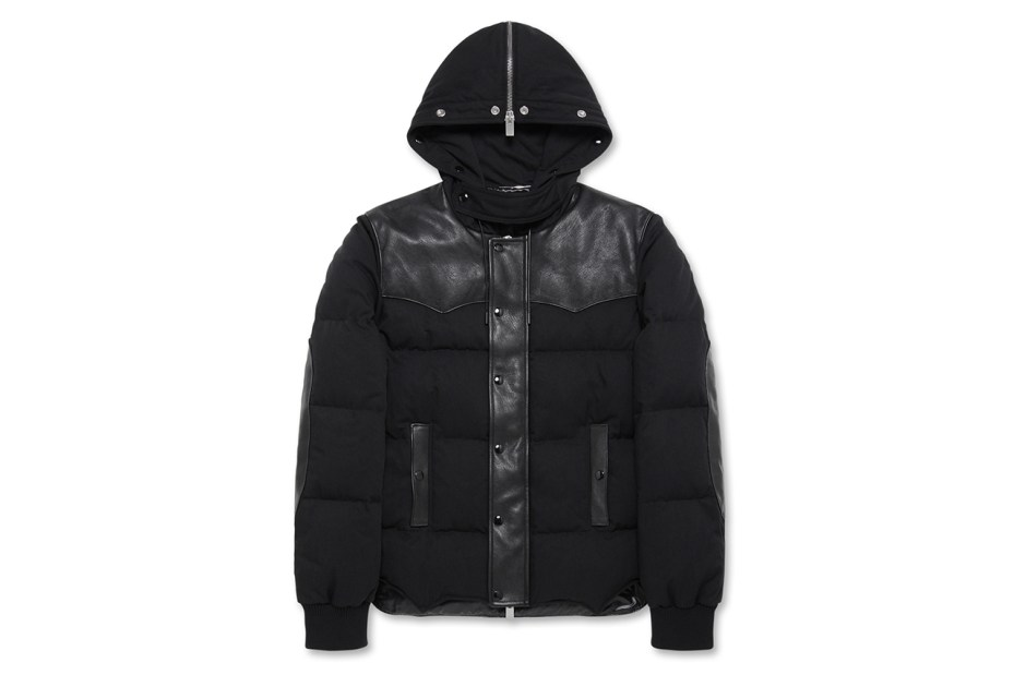 Image of Saint Laurent Down Jacket