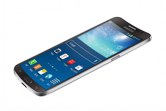 Image of Samsung Announces Galaxy Round