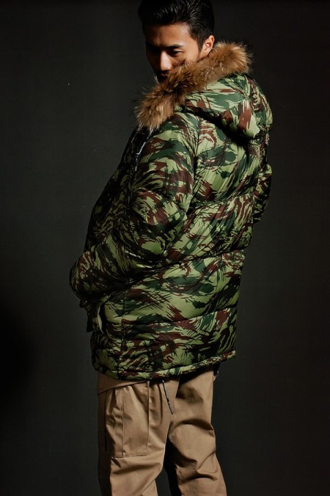 Image of SENSE: A Bathing Ape 2013 Fall/Winter Editorial