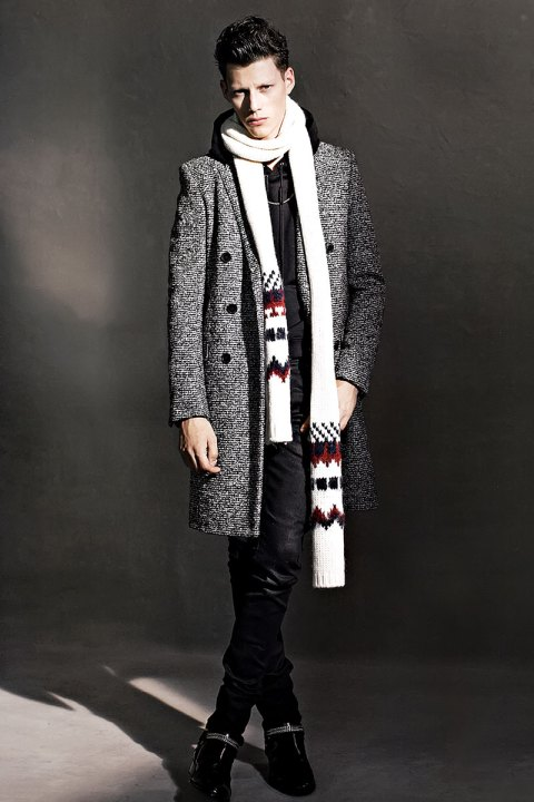 Image of SENSE: Saint Laurent 2013 Fall/Winter Editorial
