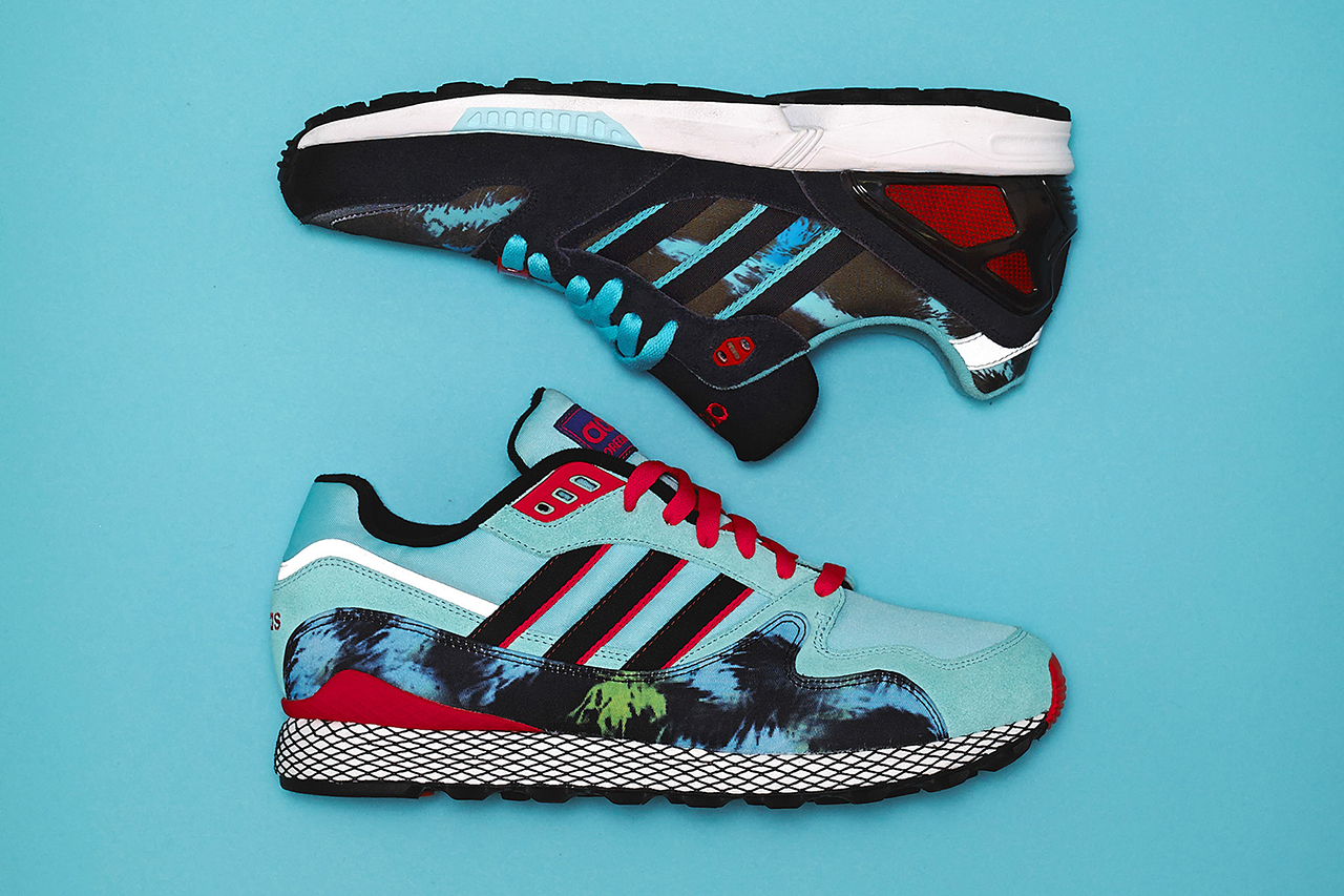 """Image of size? x adidas Originals Select Collection """"Tie Dye"""""""