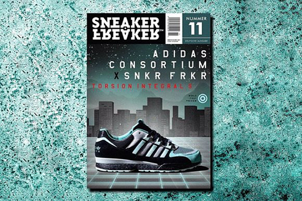 Image of Sneaker Freaker x adidas Consortium Torsion Integral S Preview