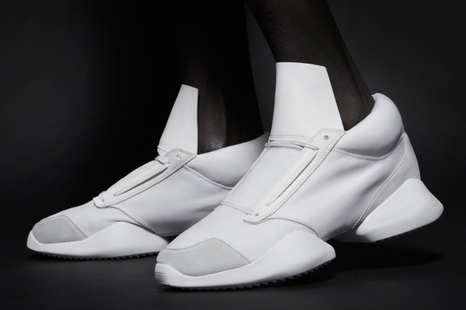 Image of Win a Signed Pair of Rick Owens x adidas Sneakers from SNEAKERBOY