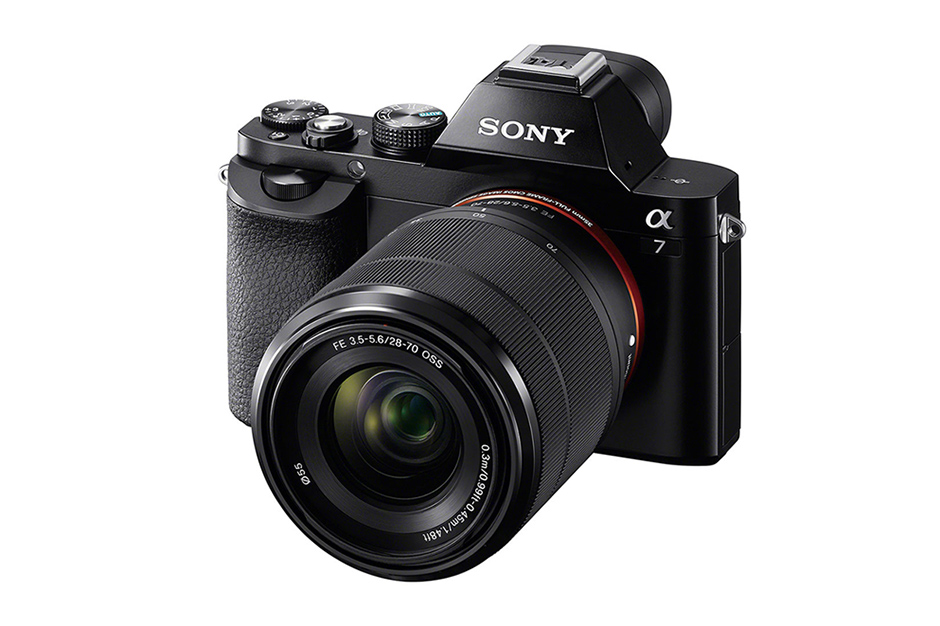 Image of Sony Unveils Two New Full Frame Mirrorless Cameras with the A7 and A7R