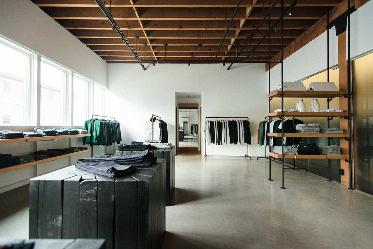 Image of HYPEBEAST Spaces: wings + horns Vancouver Flagship Store