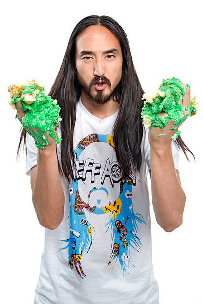 Image of Steve Aoki x Neff 2013 Capsule Collection