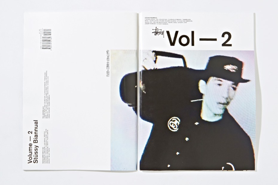 Image of Stussy 2013 Fall/Winter Biannual Magazine Vol. 2