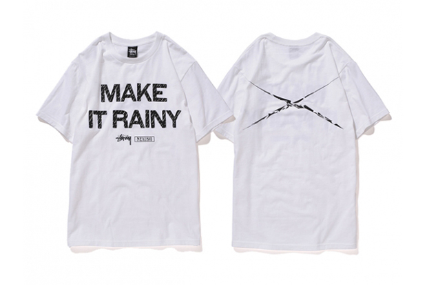 "Image of Stussy x NEXUSVII 2013 Holiday ""Rainy Dayz"" Collection"