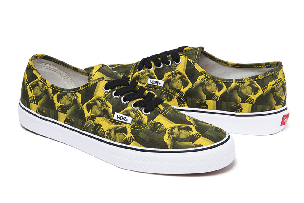 Image of Supreme x Vans 2013 Fall/Winter Bruce Lee Collection