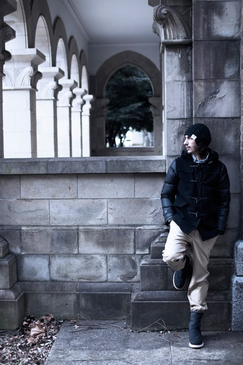 Image of Terrem 2013 Fall/Winter Lookbook