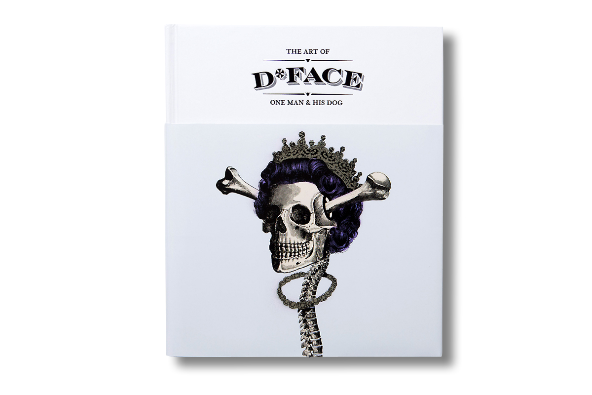Image of The Art of D*Face Monograph by Laurence King Publishing