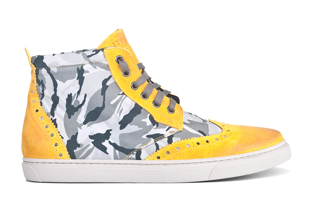 Image of The Cools 2013 Fall/Winter Footwear Collection