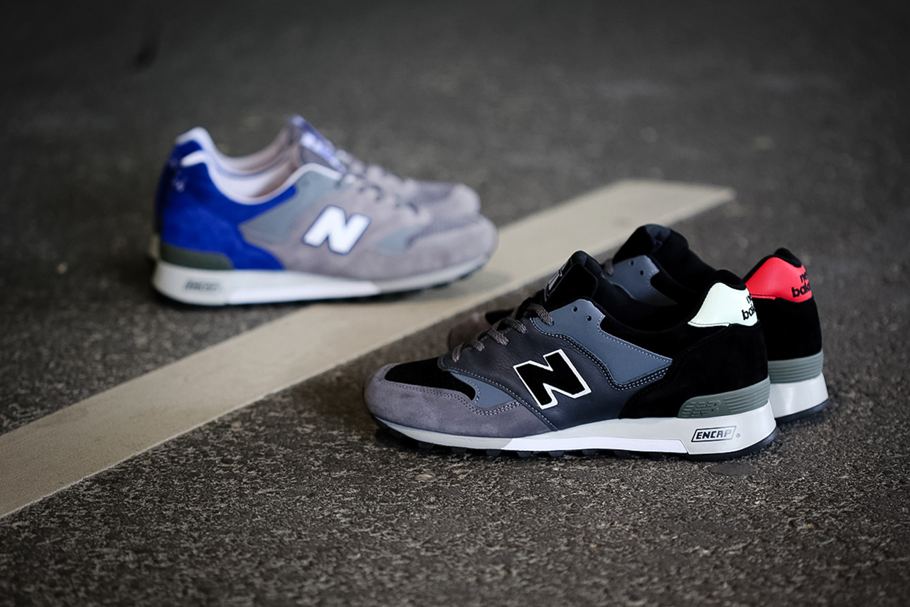"Image of The Good Will Out x New Balance 577 ""Autobahn"" Pack"