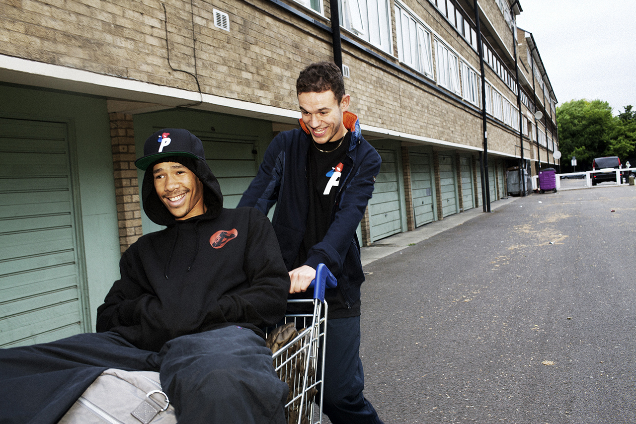 Image of The Rig Out: Palace Skateboards 2013 Fall/Winter Editorial