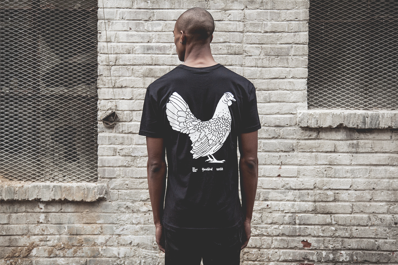 Image of The Sound Table x Yardbird HK x Wish Atlanta Pop-Up Restaurant T-Shirt
