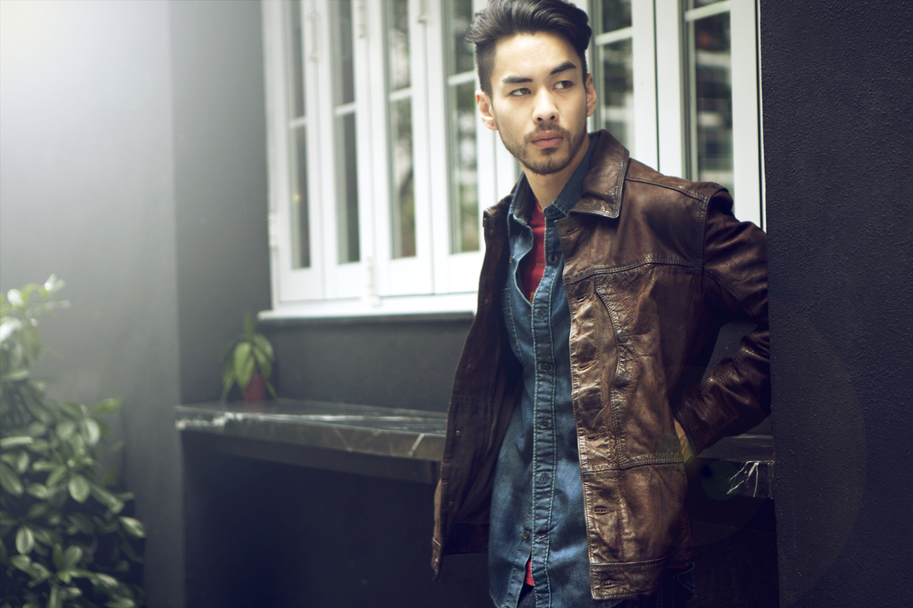 "Image of Timberland 2013 Fall ""Star Street"" Lookbook"