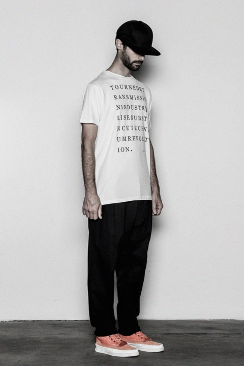 Image of Tourne de Transmission 2013 Fall/Winter Collection