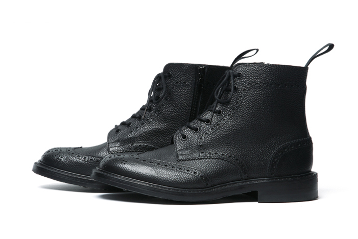 Image of Tricker's for SOPHNET. 2013 Fall/Winter WING TIP BOOTS