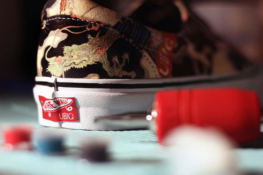 Image of UBIQ x Vault by Vans 2013 Fall/Winter Collection