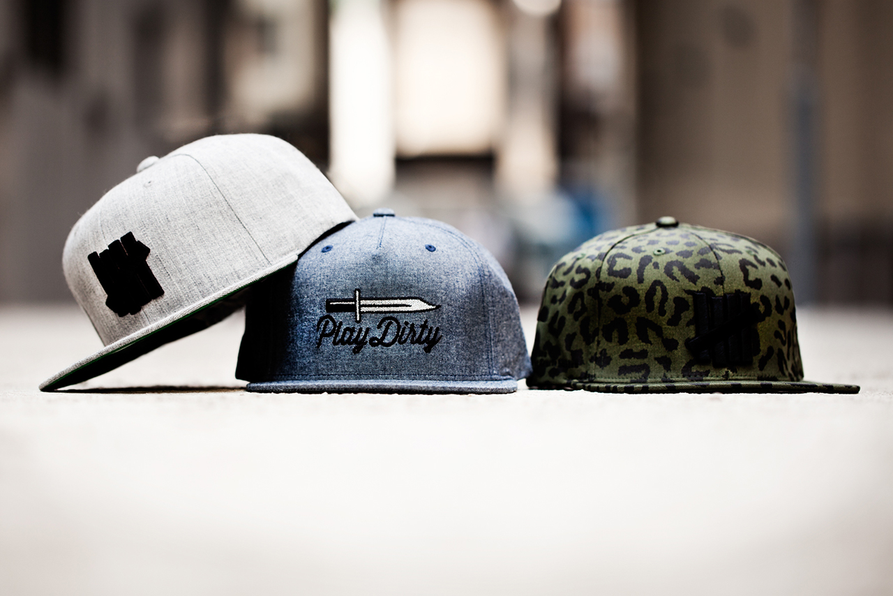 Image of Undefeated 2013 Fall/Winter Headwear Collection