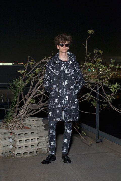 Image of UNDERCOVER 2014 Spring/Summer Lookbook