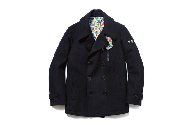 Image of uniform experiment 2013 Fall/Winter Pea Coat