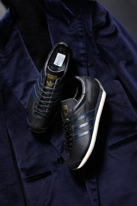 Image of UNITED ARROWS x adidas Country OG UA