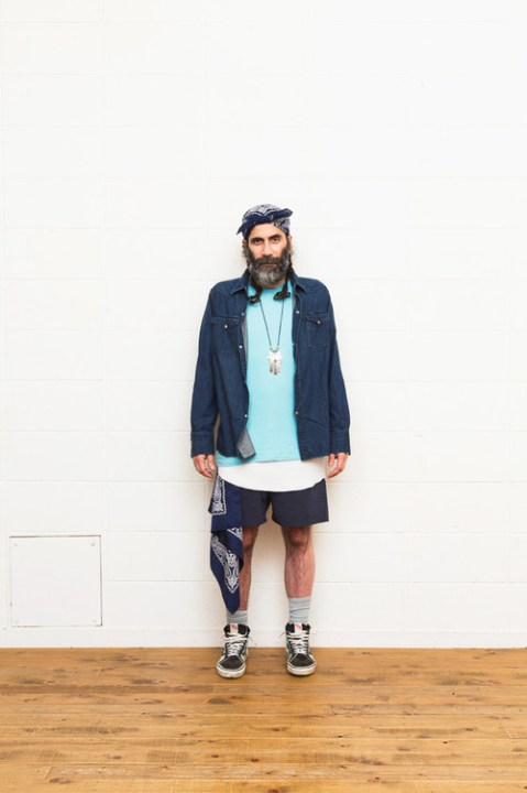 Image of UNUSED 2014 Spring/Summer Collection