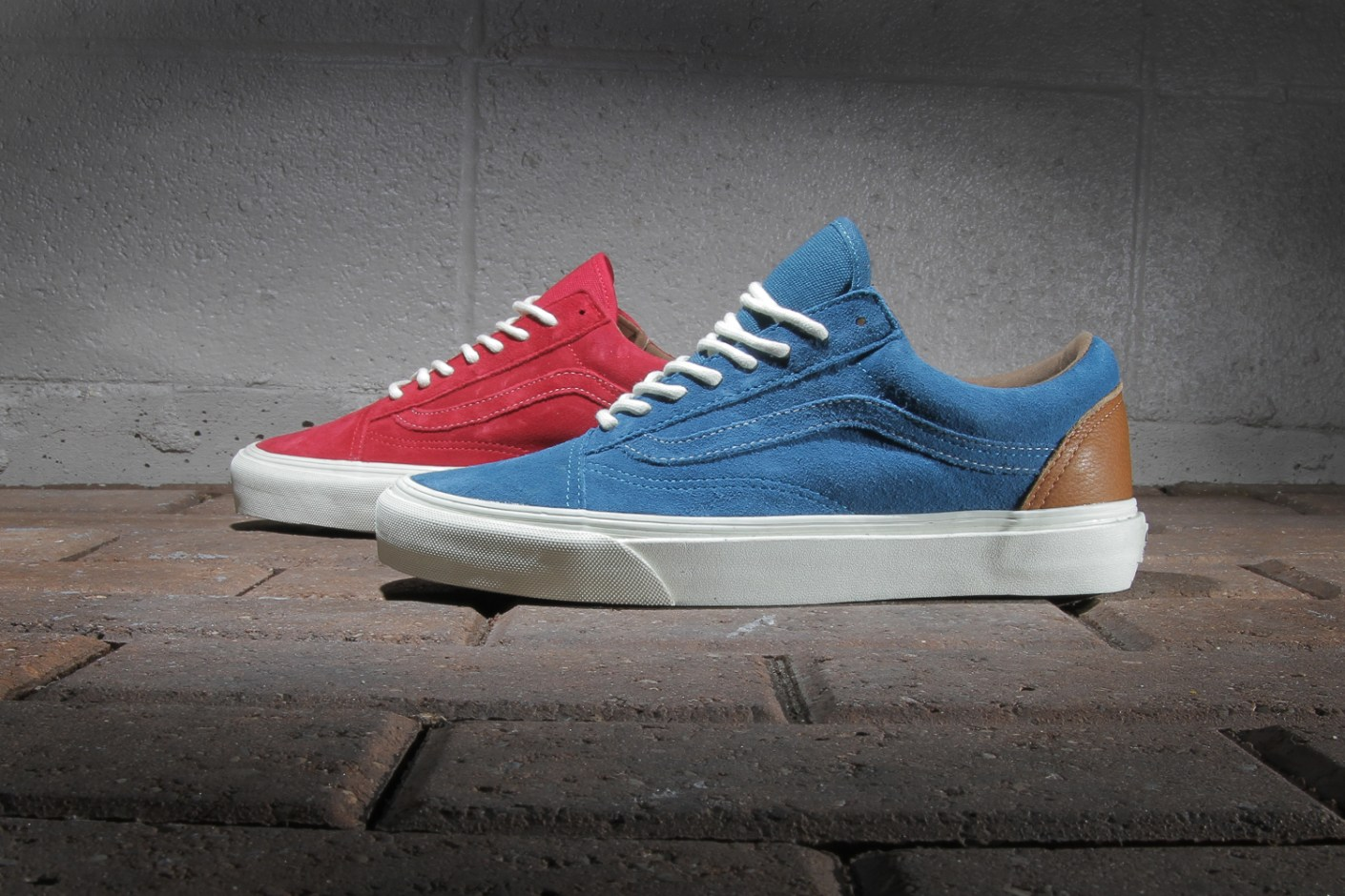 "Image of Vans California 2013 Fall Old Skool CA ""2 Tone"" Pack"