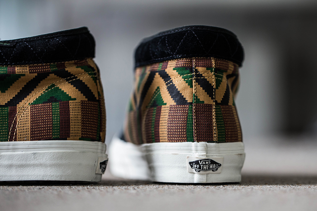 Image of Vans California 2013 Holiday Cali Tribe Collection