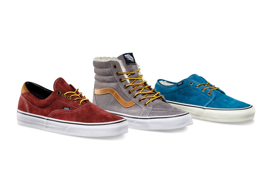 Vans 2013 Holiday Scotchgard
