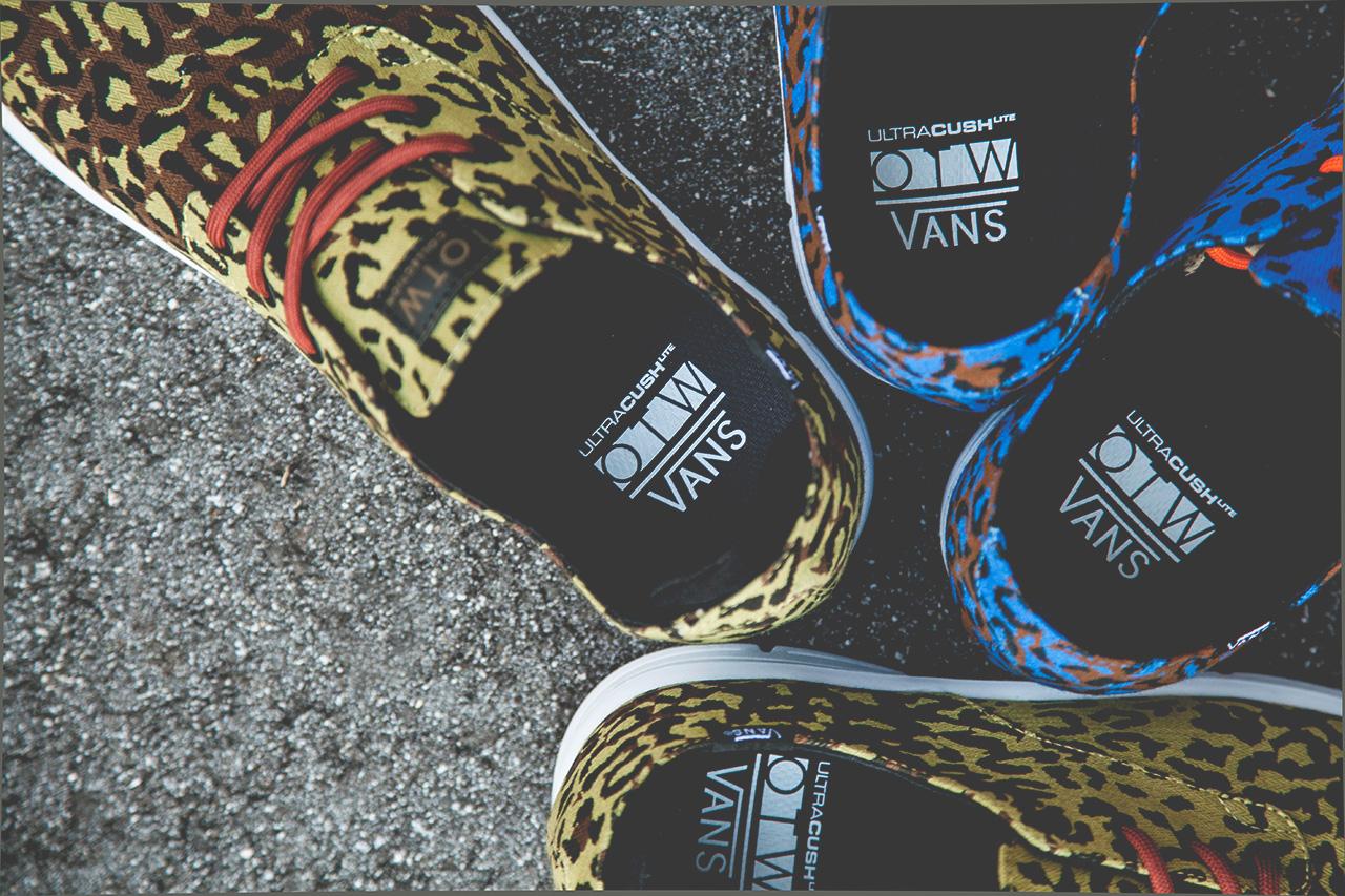 """Image of Vans OTW 2013 Holiday Prelow """"Leopard Camo"""""""