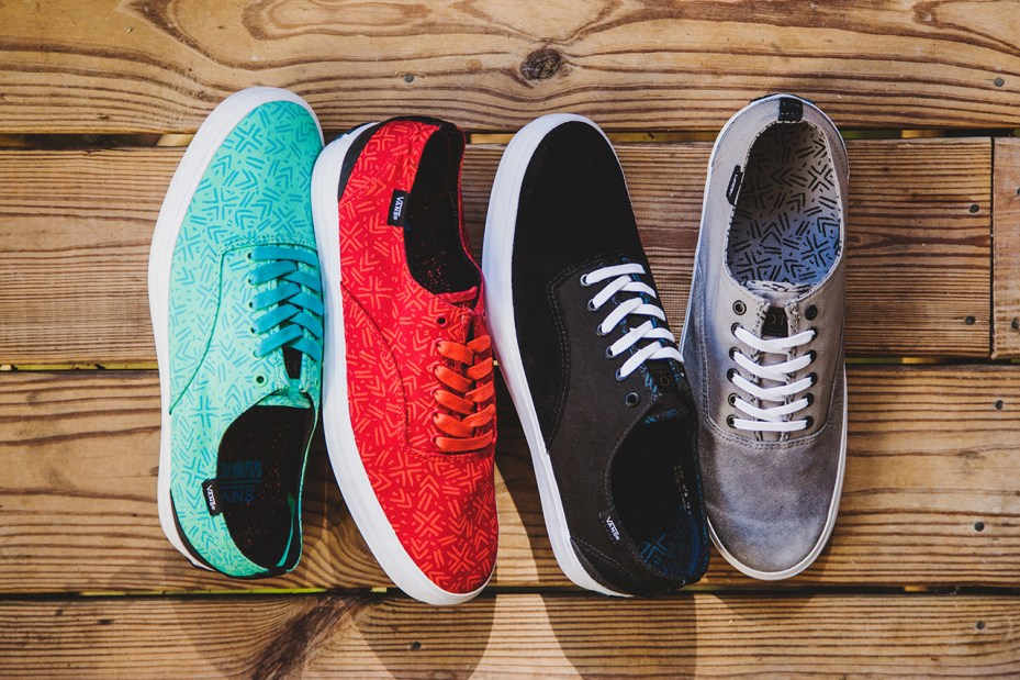 "Image of Vans OTW 2013 Holiday Prescott ""Lines"" Pack"
