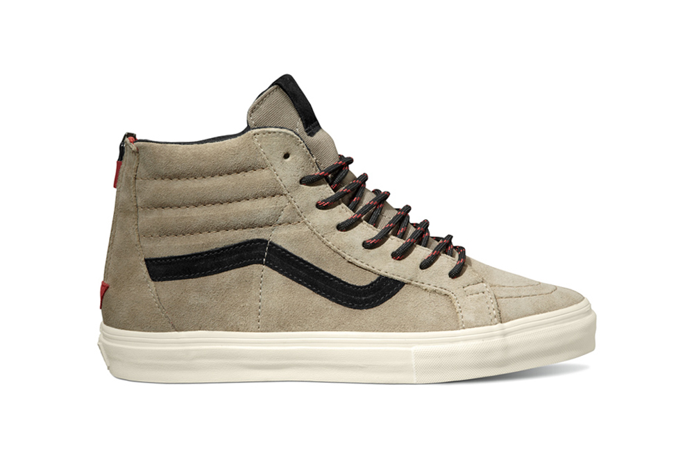Image of Vans Vault 2013 Holiday Sk8-Hi Zip LX