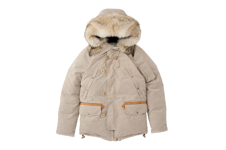 Image of visvim 2013 Fall/Winter VALDEZ DOWN JACKET 2L GORE-TEX