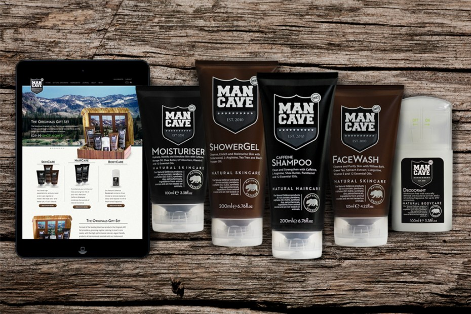 Image of Winner Announcement! Win the Brand New iPad mini 2 and a Year's Supply of ManCave Natural Grooming Products Worth Over $1000!