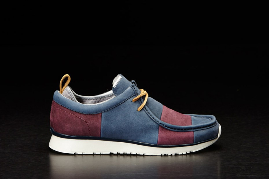 Image of Wood Wood x Clarks Sportswear Tawyer Woodz Preview
